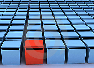 Boxes Royalty Free Stock Images - Image: 5996939