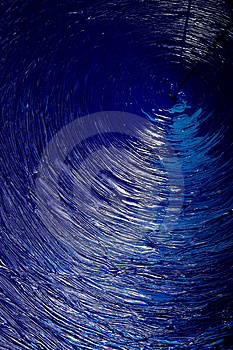 Blue Dye Swirling Stock Photos - Image: 5997733