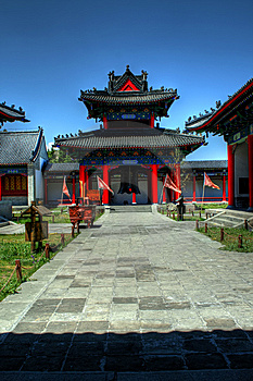 Old Temple Stock Photography - Image: 5998782