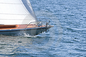 Sailing Yacht Stock Photo - Image: 5999770