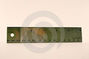 Centimeters Royalty Free Stock Photos
