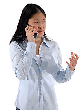 Phone For You Royalty Free Stock Image