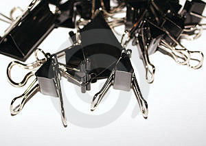 Bull clips Royalty Free Stock Images