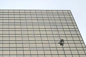 Arruela de janela Imagem de Stock