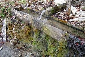 Water Royalty-vrije Stock Afbeeldingen