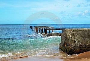 Pier Free Stock Photo
