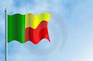 Benin Zdjęcie Royalty Free