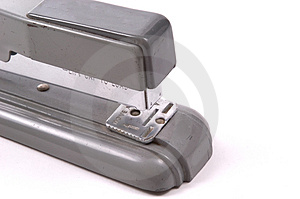 Old Stapler Stock Photos