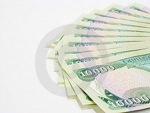 100k Iraqi Dinars2 Stock Image