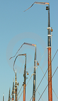 Mast Stock Photography