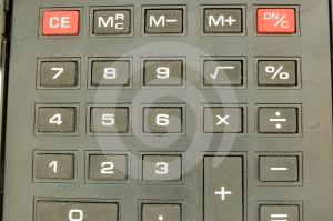 Calculator #4 Royalty Free Stock Photo - Image: 601255