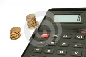 Calculator #3 Royalty Free Stock Image - Image: 601256