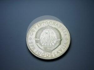 Dinar Coin Royalty Free Stock Photos - Image: 601438