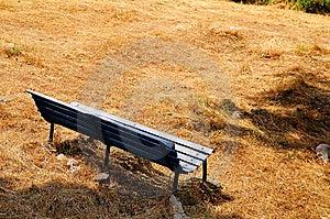 Abruzzo Park Bench Royalty Free Stock Photos - Image: 6006038