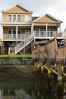 Summer House Stock Image - Image: 6009091
