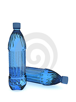 Plastic Bottle Royalty Free Stock Images - Image: 6009459