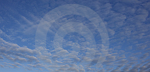 Abstract Colorful Bright Clouds Stock Photos - Image: 6010873