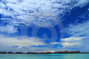Mabul Island Royalty Free Stock Photography - Image: 6025177