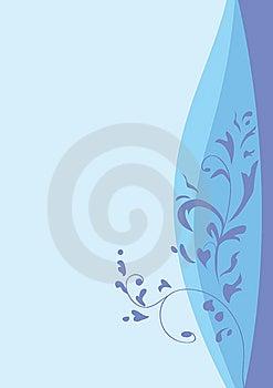 Decorative Floral Background Stock Images - Image: 6025264