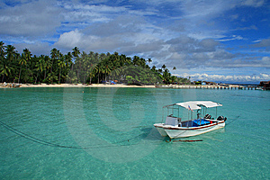 Mabul Island Royalty Free Stock Photography - Image: 6025897