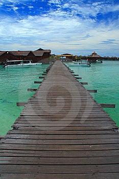 Mabul Island Stock Images - Image: 6026734