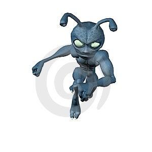 Alien Stock Photo - Image: 6029350