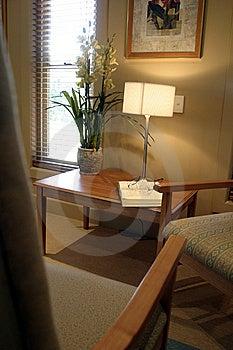 Quite Reading Lounge Royalty Free Stock Photo - Image: 6033695