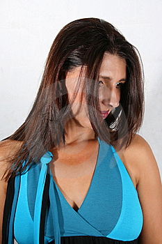 Erwachsenes Modell Stockfoto - Bild: 6035780