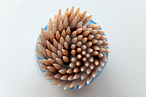 Toothpicks Stock Photography - Image: 6042592