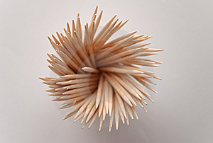 Toothpicks Stock Photos - Image: 6042623