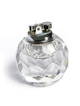 Cristal Lighter Royalty Free Stock Image - Image: 6043376