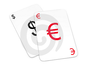 Nummary Cards Royalty Free Stock Image - Image: 6044346