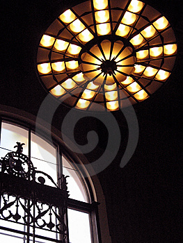 Dark Window & Light Stock Photos - Image: 6051233