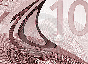 Euro Bank Note Stock Images - Image: 6052074
