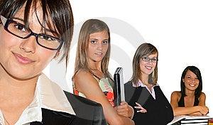 Business Team Stock Photo - Image: 6052160