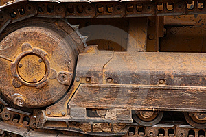 Machinery Background Royalty Free Stock Image - Image: 6053856