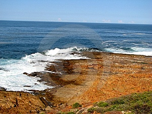 Coast Line Royalty Free Stock Photos - Image: 6057128