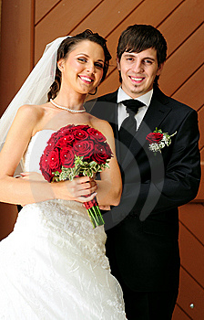 Bride And Groom Stock Photography - Image: 6059272