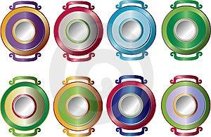Badgework Stock Photos - Image: 6060973