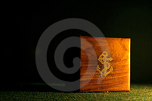 Anchor Box Royalty Free Stock Images - Image: 6061409