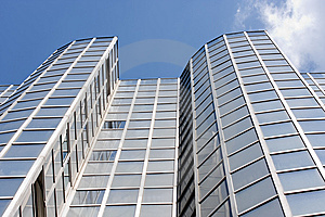 Blue Tall Structure Stock Photos - Image: 6064233