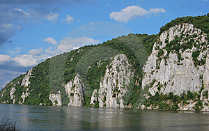 Mountain River Stock Images - Image: 6066554