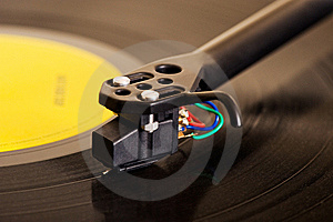 Turntable Stock Image - Image: 6070281