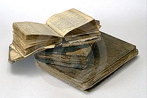 Old Religious Books Royalty Free Stock Photos - Image: 6076158
