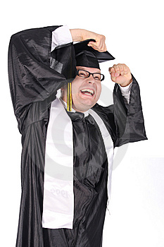 Happy Student Stock Image - Image: 6077811