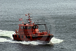 Pilot Boat Royalty Free Stock Photography - Image: 6083557