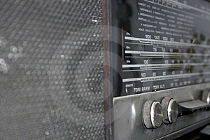Old Radio Royalty Free Stock Photos - Image: 6084158