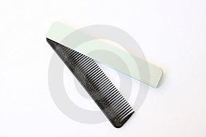 Hairbrush Stock Image - Image: 6084271