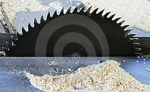 Circular Saw Royalty Free Stock Photo - Image: 6085975