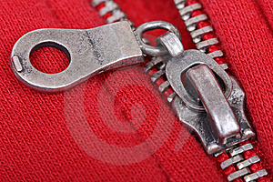Zipper II Stock Photo - Image: 6088570